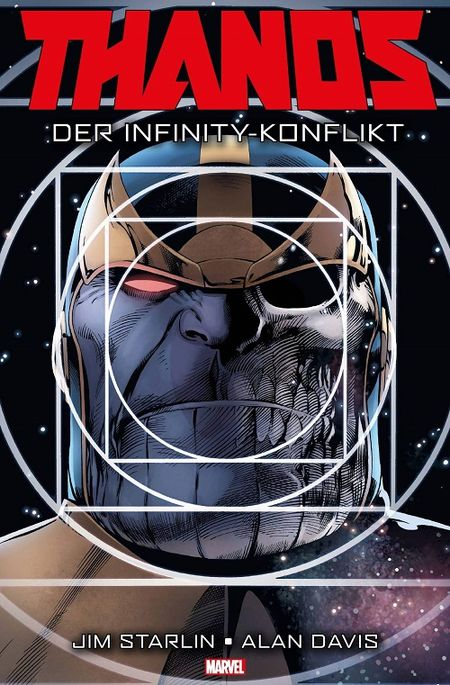 Thanos – Der Infinity-Konflikt  - Das Cover