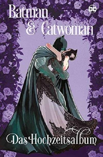 Batman & Catwoman: Das Hochzeitsalbum - Das Cover