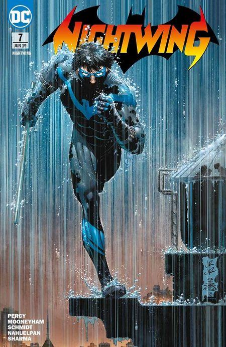 Nightwing (Rebirth) 7: Gefangen im Dark Web - Das Cover