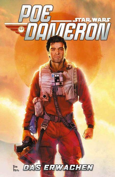 Star Wars Sonderband : Poe Dameron: Das Erwachen - Das Cover