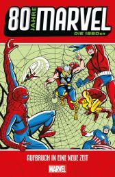 80 Jahre Marvel: Die 1960er - Aufbruch in eine neue Zeit - Das Cover