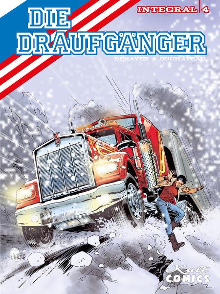 Die Draufgänger – Integral 4 - Das Cover