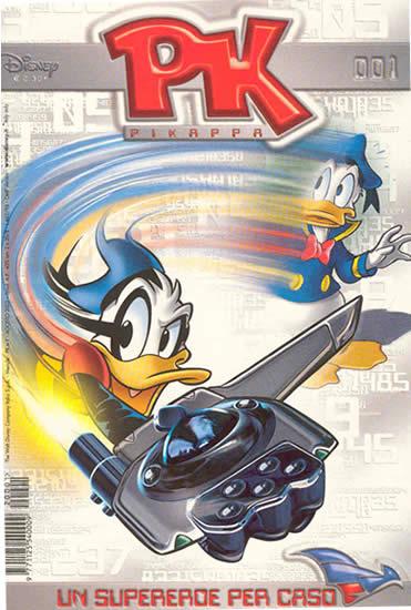 PK 01 - Das Cover