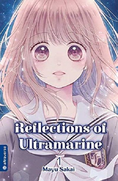 Reflections of Ultramarine 1 - Das Cover