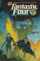 Fantastic Four 1: Die Rückkehr - Das Cover