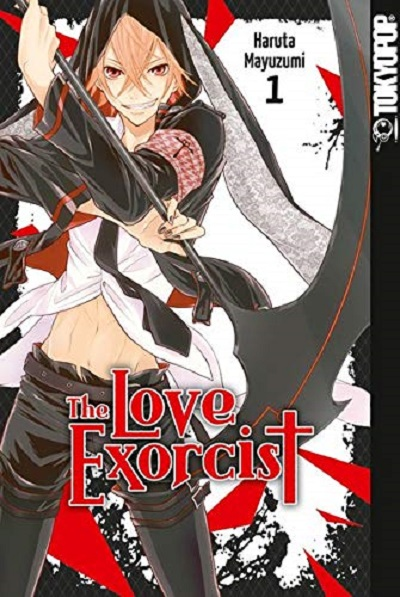 The Love Exorcist 1 - Das Cover