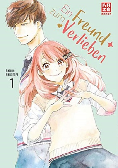 Ein Freund zum Verlieben 1 - Das Cover