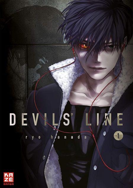 Devils Line 1 - Das Cover