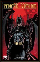 Batman: Die Pforten von Gotham - Das Cover