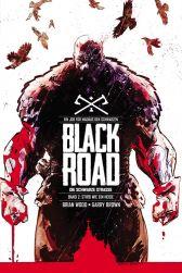 Black Road 2: Stirb wie ein Heide - Das Cover