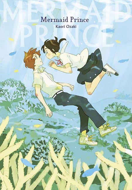 Mermaid Prince - Das Cover