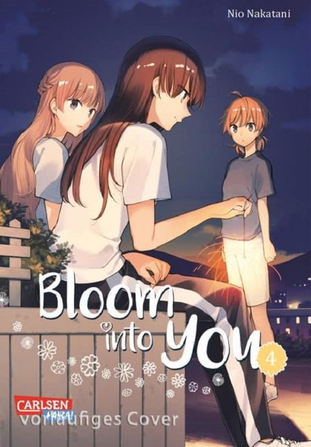 Bloom into You 4 - Das Cover