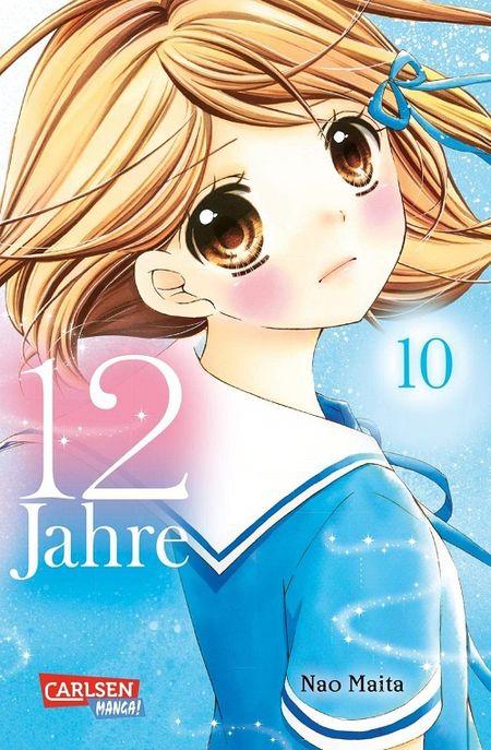 12 Jahre 10 - Das Cover