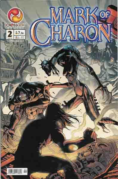 Mark of Charon 2 - Das Cover