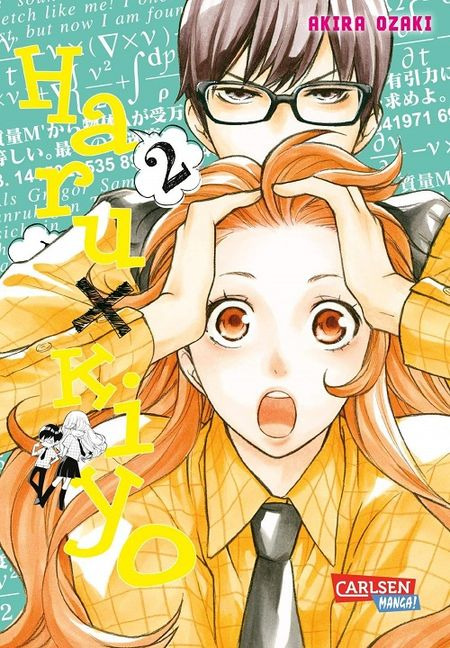 Haru x Kiyo 2 - Das Cover