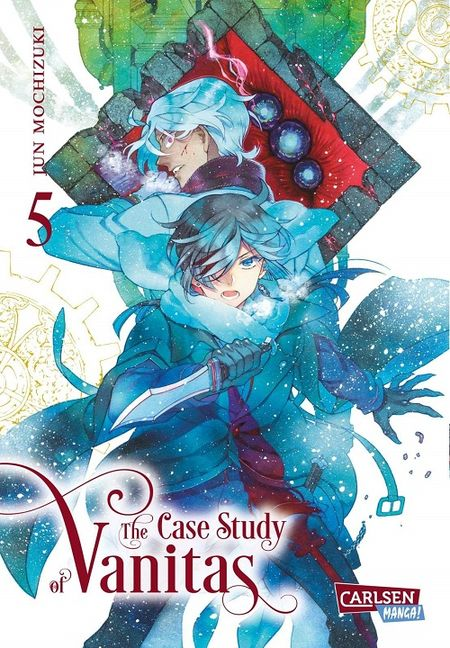 The Case Study Of Vanitas 5 - Das Cover