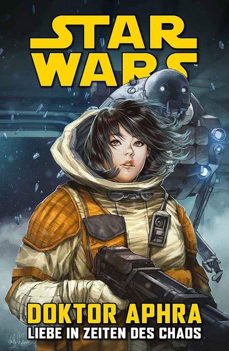 Star Wars Sonderband: Doctor Aphra – Liebe in Zeiten des Chaos - Das Cover