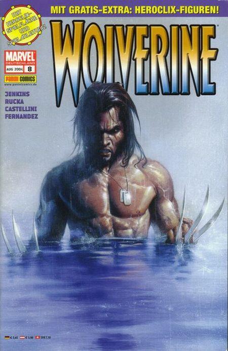 Wolverine Vol.3 8 - Das Cover