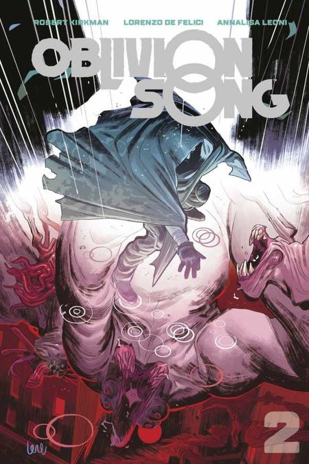 Oblivion Song 2 - Das Cover
