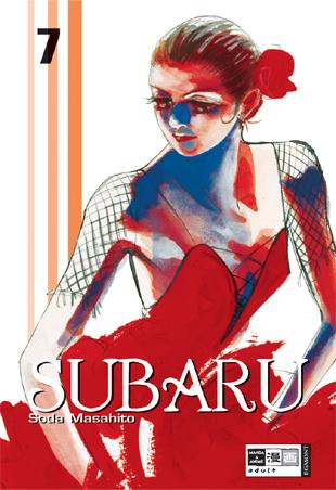 Subaru 7 - Das Cover