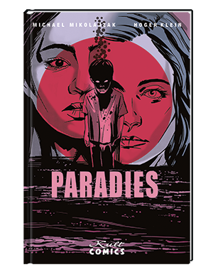 Paradies - Das Cover