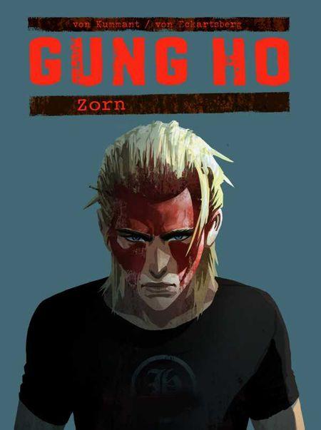 Gung Ho 4 - Das Cover
