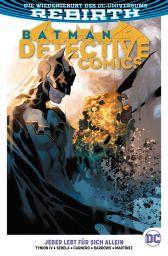 Batman Detective Comics 5: Jeder lebt für sicb allein - Das Cover