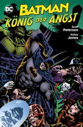 Batman: König der Angst - Das Cover