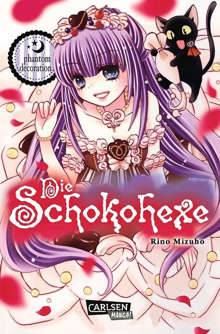 Die Schokohexe 16: phantom decoration  - Das Cover