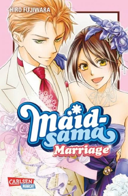 Maid-Sama Marriage - Das Cover