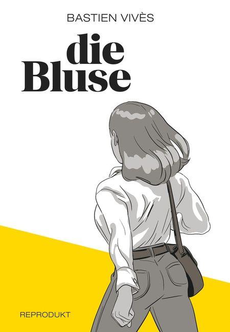 Die Bluse - Das Cover