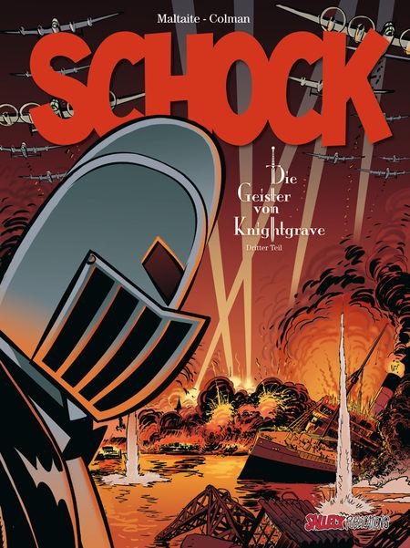 Schock 3 - Das Cover