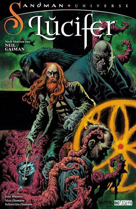 Lucifer 1 - Das Cover