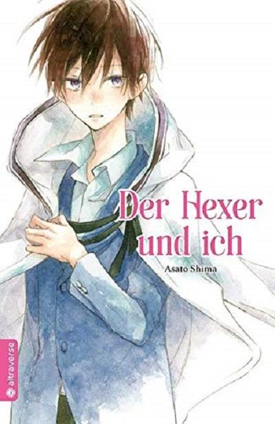 Der Hexer und ich  - Das Cover