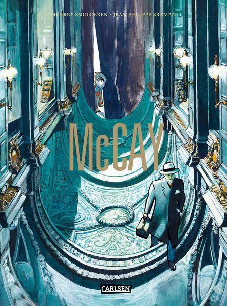 McCay - Das Cover