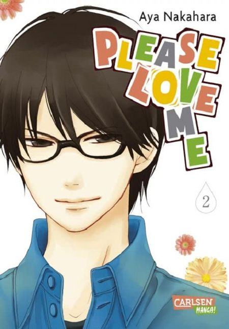 Please love me 2 - Das Cover