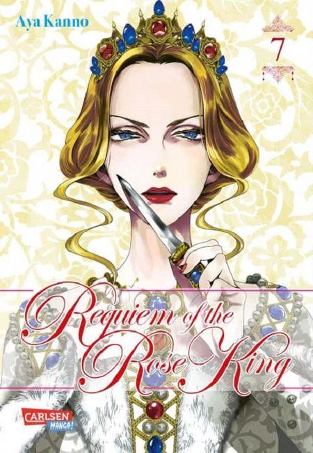 Requiem of the Rose King 7 - Das Cover