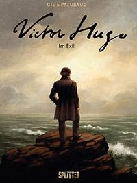 Victor Hugo im Exil - Das Cover