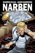 Narben - Das Cover
