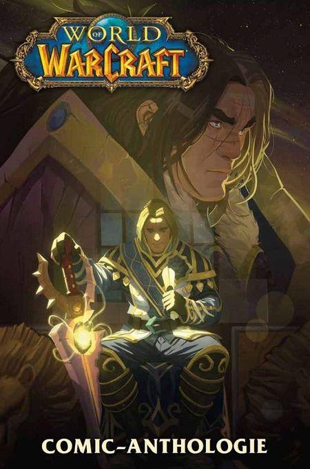 World of Warcraft Comic-Anthologie - Das Cover
