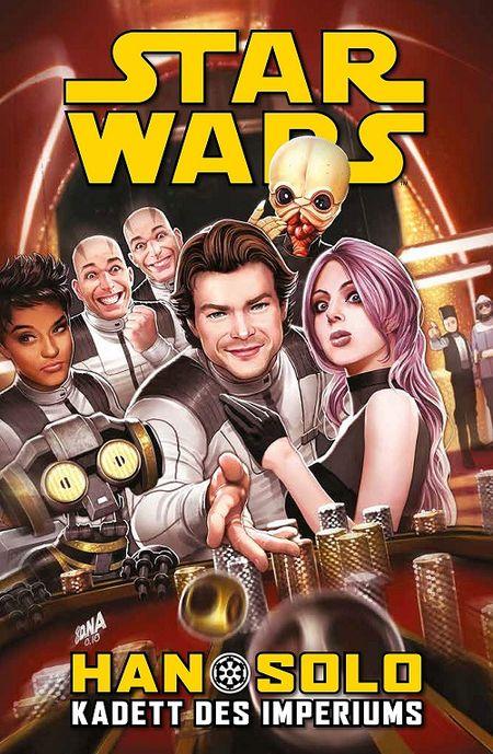 Star Wars Sonderband: Han Solo - Kadett des Imperiums - Das Cover