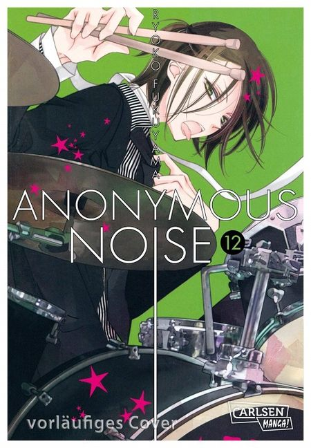 Anonymous Noise 12 - Das Cover
