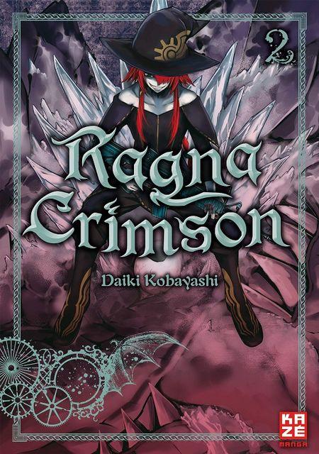 Ragna Crimson 2 - Das Cover