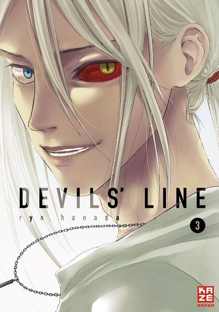 Devils Line 3 - Das Cover