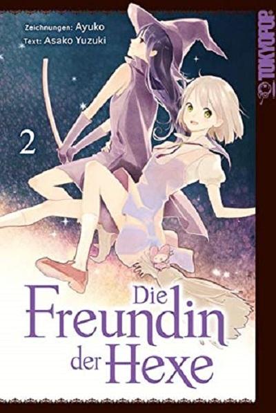 Die Freundin der Hexe 2 - Das Cover