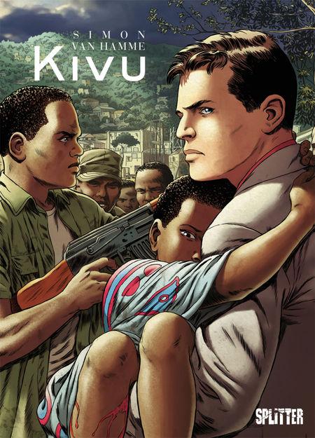 Kivu - Das Cover