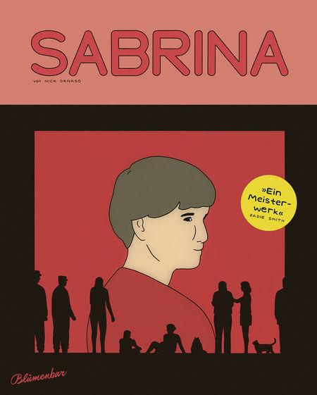 Sabrina - Das Cover