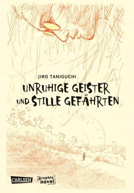 Unruhige Geister und stille Gefährten - Das Cover