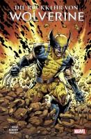 Die Rückkehr von Wolverine - Das Cover