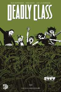 Deadly Class 3: Die Schlangengrube - Das Cover